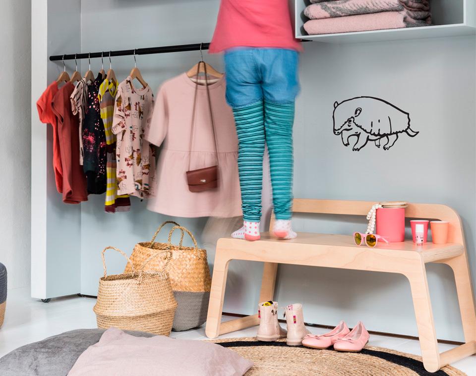 banc meuble design enfant