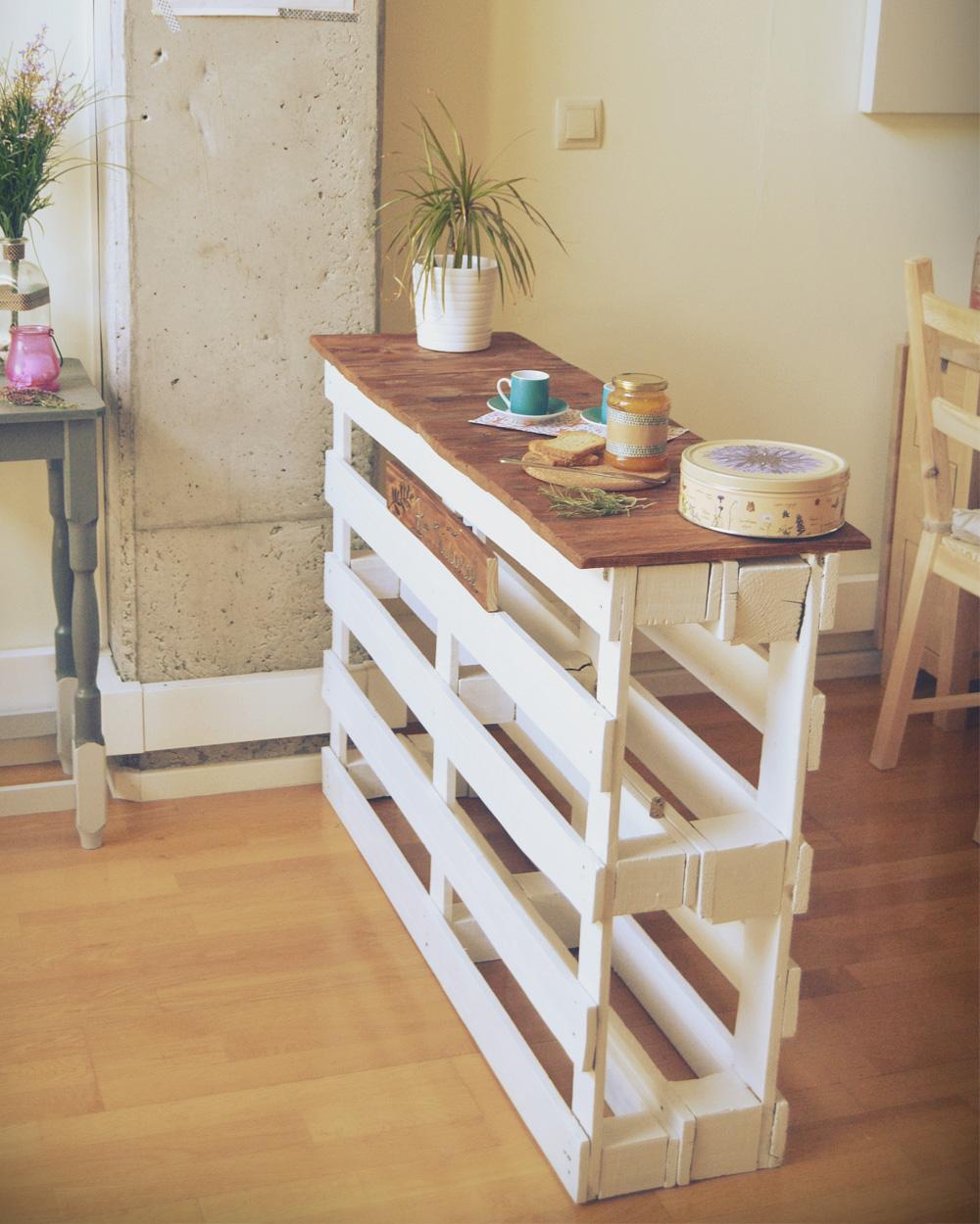 5 diy avec des palettes de bois shake my blog. Black Bedroom Furniture Sets. Home Design Ideas