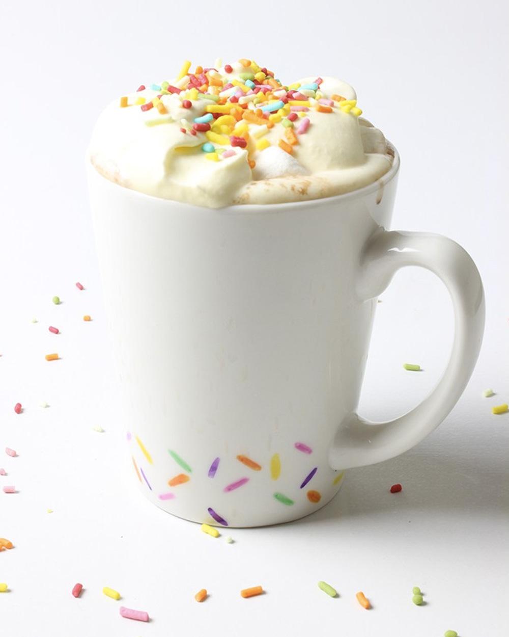 mug coloré diy