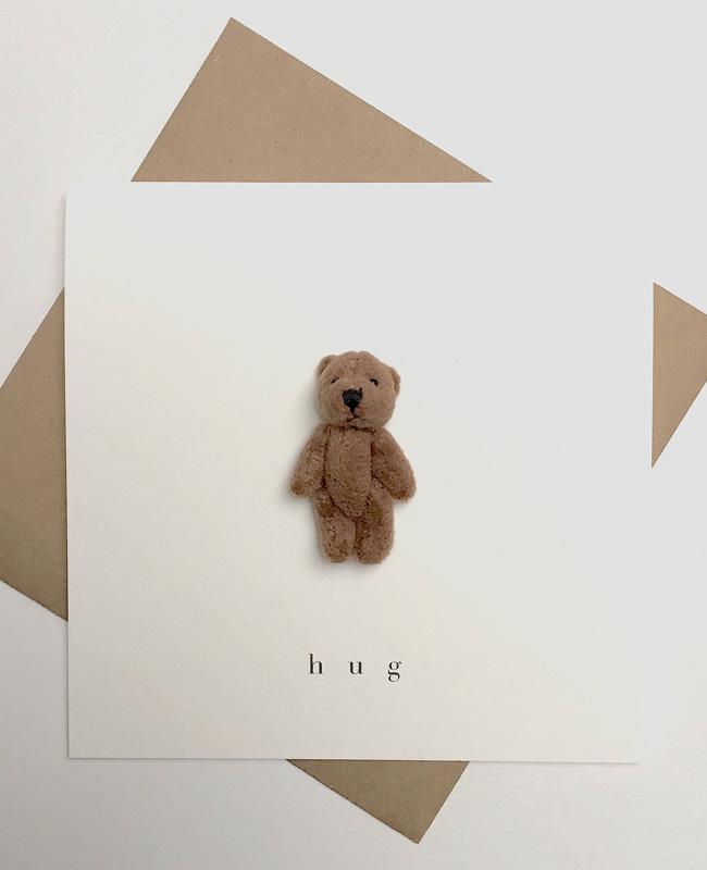 etsy deco tissu pilosale carte ours