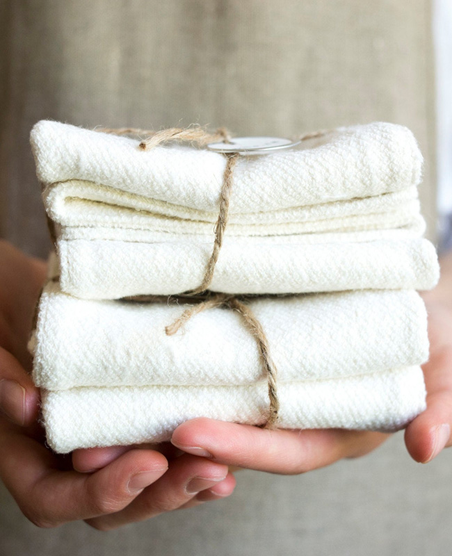 etsy deco tissu pilosale petite serviette chanvre