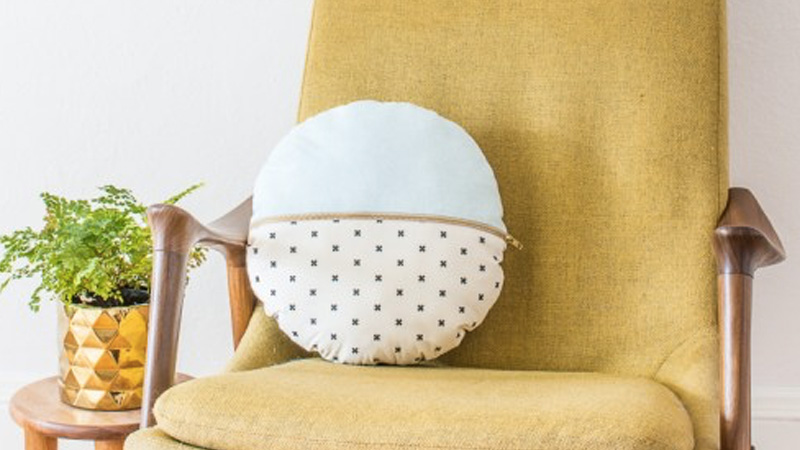 housse coussin diy express