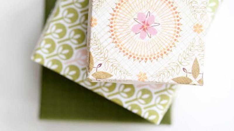 boite origami papier diy