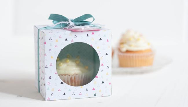 boite cupcake diy