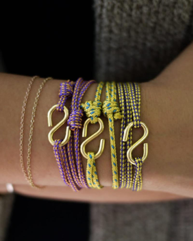 bracelet corde diy