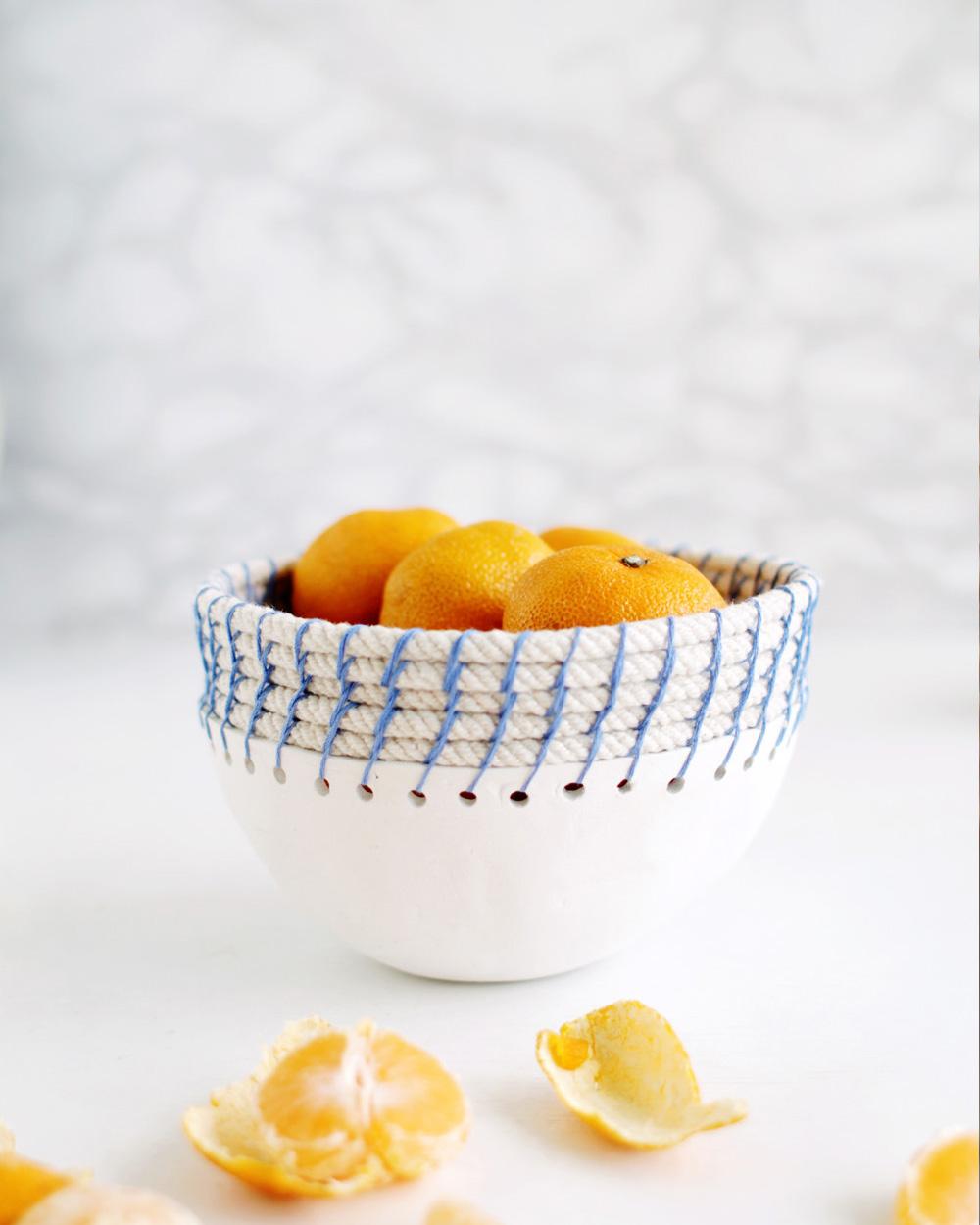 panier fruit bol diy