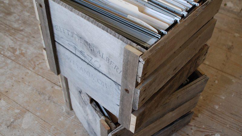 caisse bois palette diy