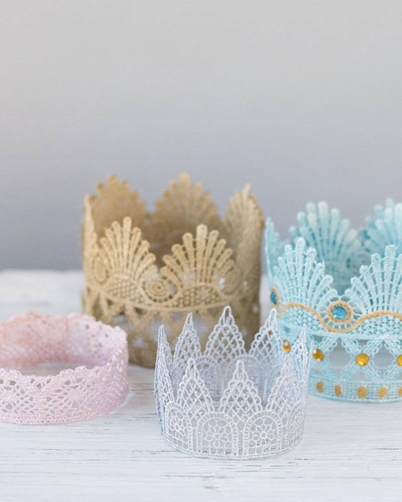 Une couronne de princesse diy shake my blog - Couronne princesse a decorer ...