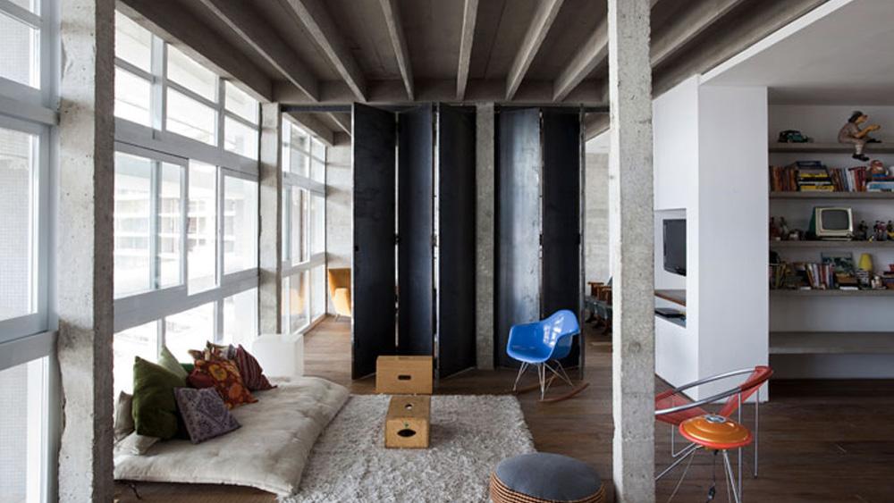 deco appartement beton