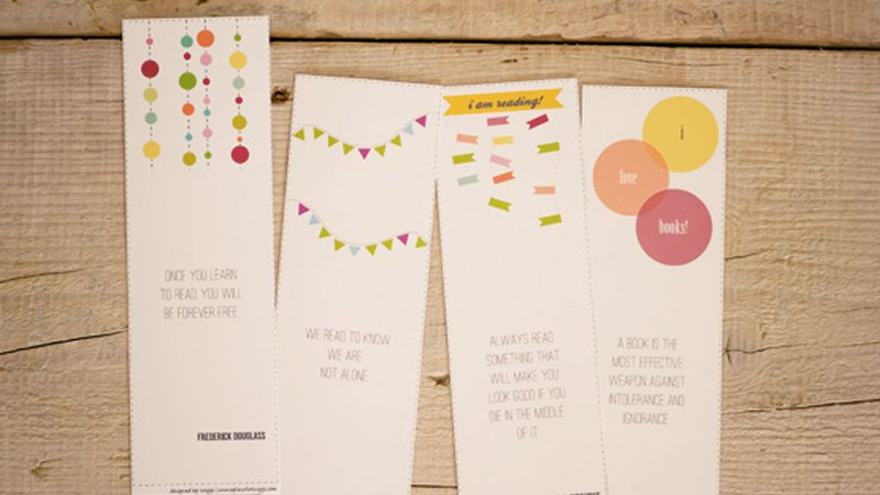 Beliebt DIY Marque Page | Shake My Blog MH52