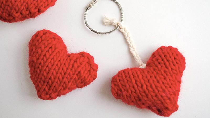 coeur crochet diy saint valentin