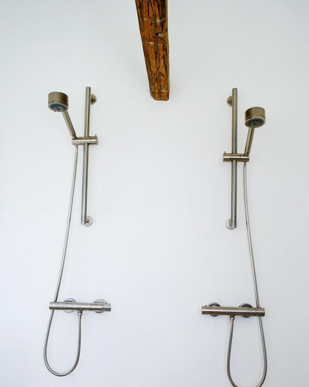 douche salle de bain épurée