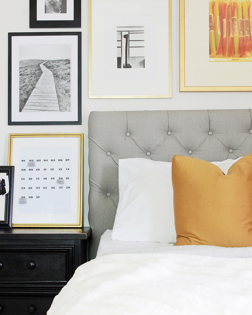 une t te de lit capitonn e shake my blog. Black Bedroom Furniture Sets. Home Design Ideas