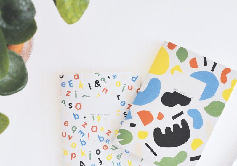 carnets colorés oelwein