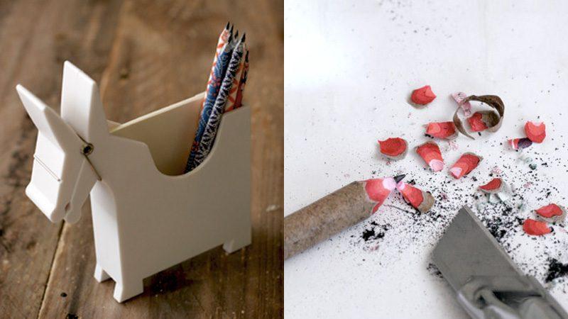 crayon papier diy