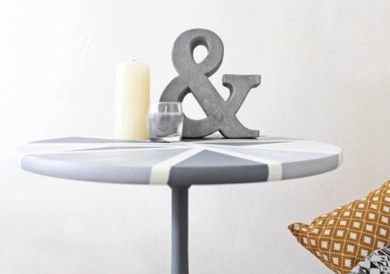 diy deco salon shake my blog. Black Bedroom Furniture Sets. Home Design Ideas
