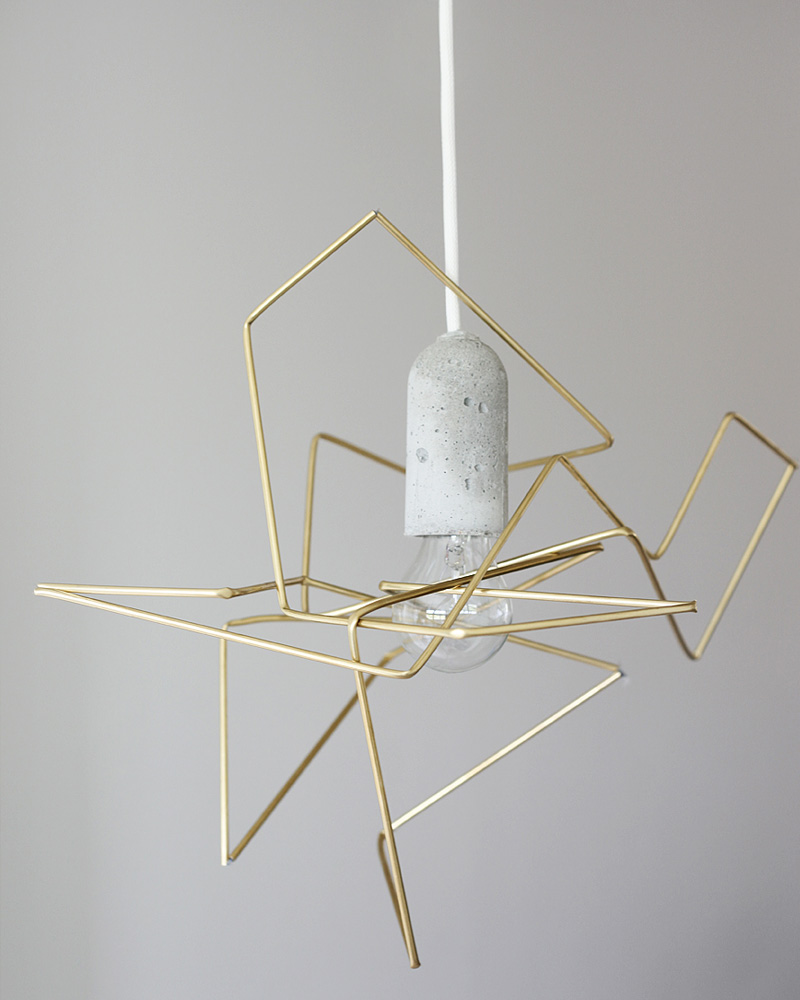 suspension géométrique diy