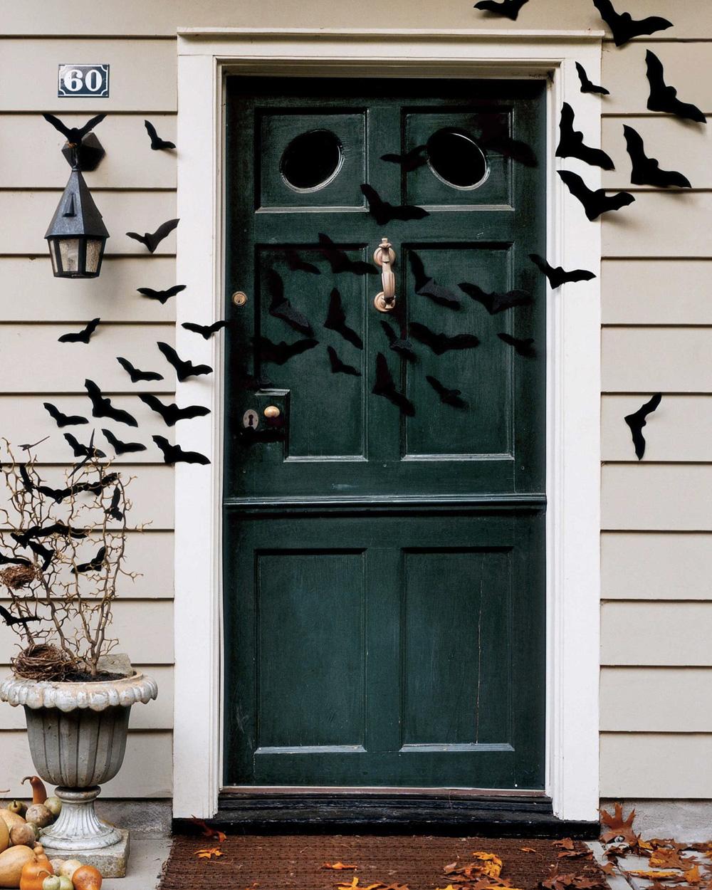 D Corer Une Porte Pour Halloween Shake My Blog
