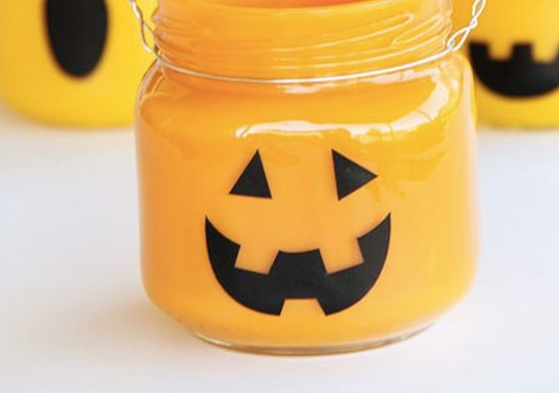 diy deco table halloween