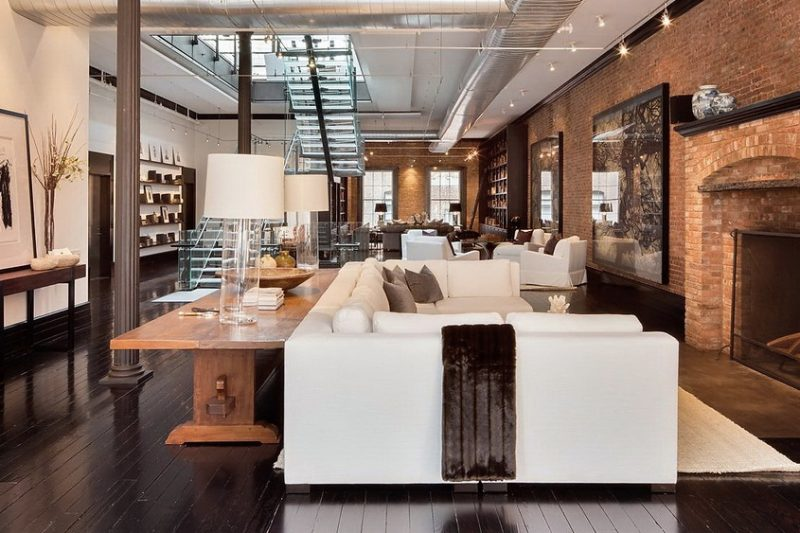 la d coration d 39 un loft clectique shake my blog. Black Bedroom Furniture Sets. Home Design Ideas