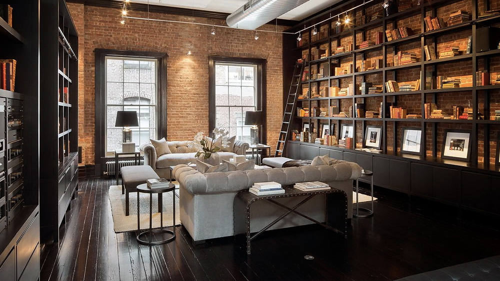 un loft tribeca shake my blog. Black Bedroom Furniture Sets. Home Design Ideas