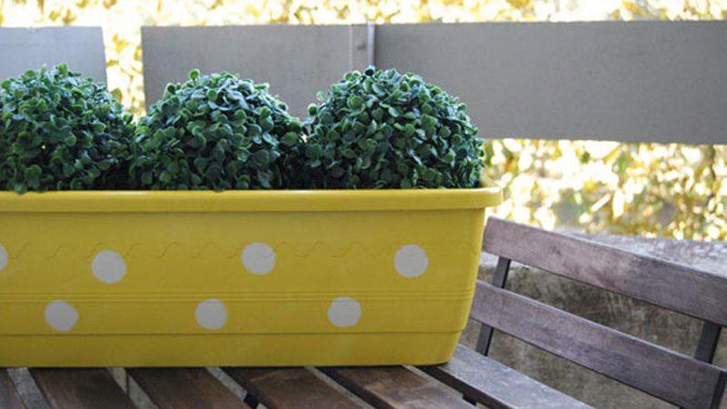 Relooker un salon de jardin shake my blog for Peindre mon salon de jardin en plastique