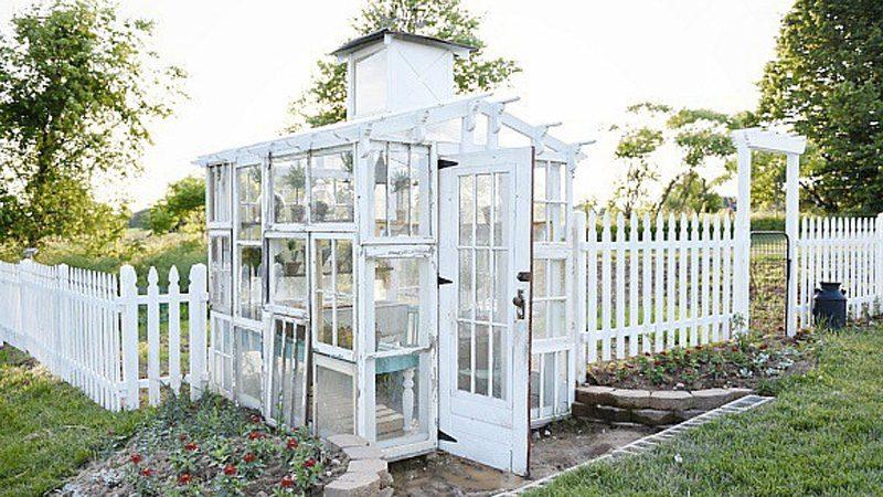 cabane jardin diy