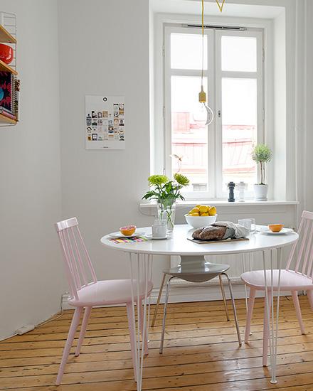 shake my blog get the look un salon scandinave. Black Bedroom Furniture Sets. Home Design Ideas