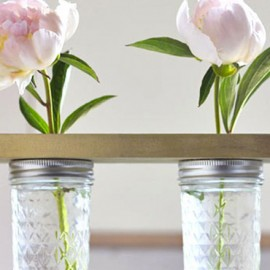 shake my blog une tag re pour vos fleurs. Black Bedroom Furniture Sets. Home Design Ideas