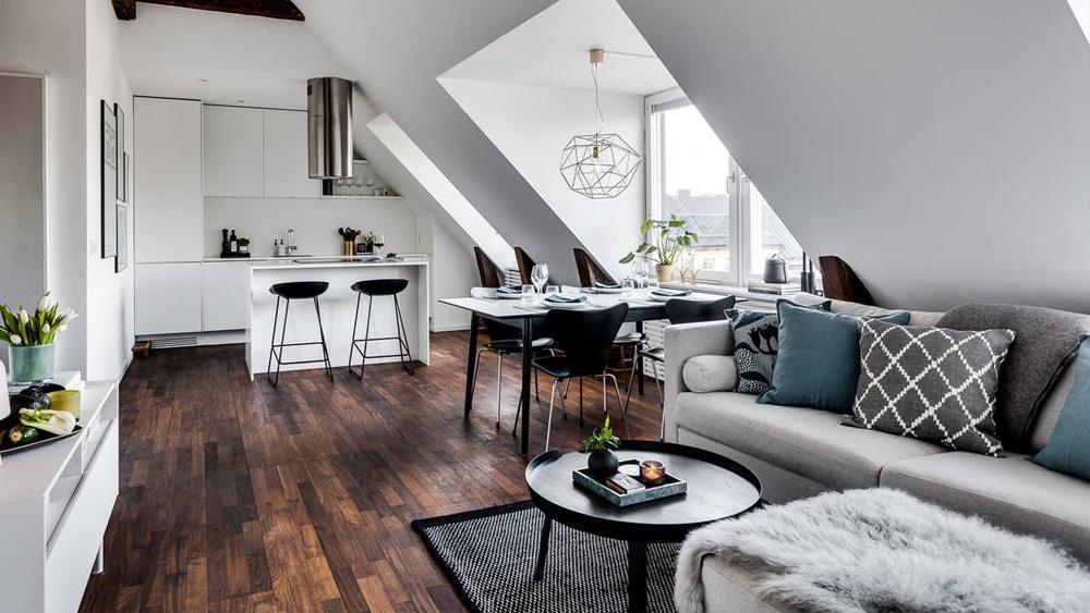 un int rieur lumineux avec velux shake my blog. Black Bedroom Furniture Sets. Home Design Ideas