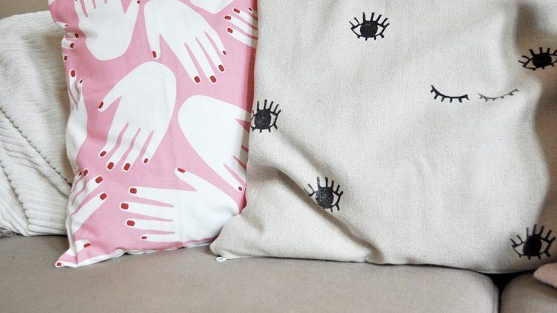 un coussin diy avec une pomme de terre shake my blog. Black Bedroom Furniture Sets. Home Design Ideas
