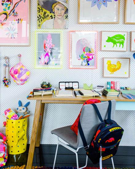 Shake my blog 5 bureaux pour les enfants - Deco bureau enfant ...