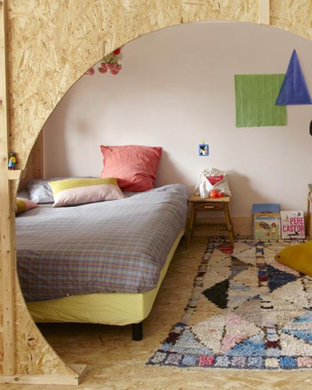 Shake my blog une chambre d 39 enfant partager avec the for Partager une chambre en deux