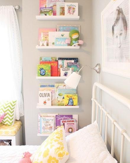 Shake my blog des rangements pour les livres d 39 enfants - Etagere pour livre enfant ...