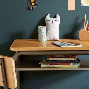 bureau vintage enfant