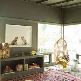 shake my blog une chambre d 39 enfant chic et boh me. Black Bedroom Furniture Sets. Home Design Ideas