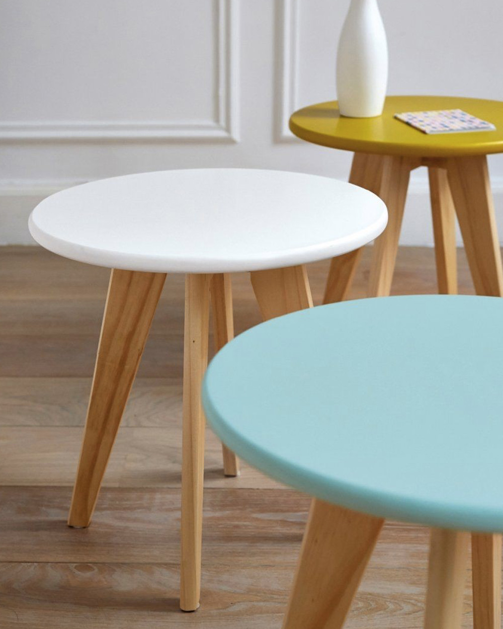 table appoint vert menthe