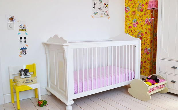Une chambre d 39 enfant color e shake my blog for Chambre enfant coloree