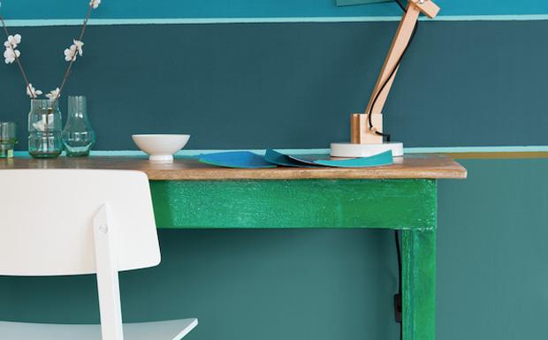 Comment peindre un bureau diy shake my blog for Repeindre un bureau