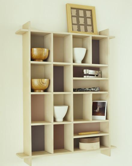 Shake my blog diy peinture - Peindre une etagere en bois ...
