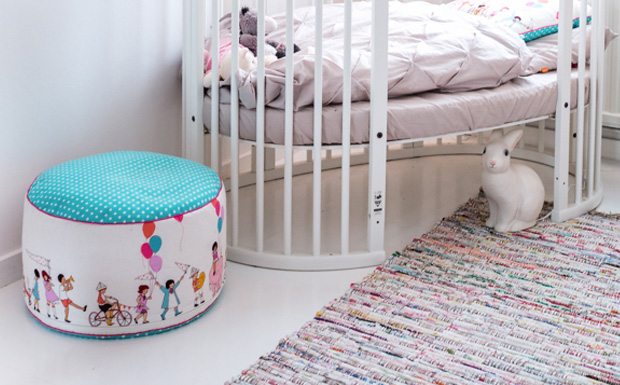 Une chambre d 39 enfant pur e shake my blog for Decoration chambre epuree