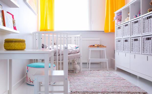 Une chambre d'enfant épurée  Shake My Blog