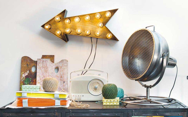 s lection de luminaires industriels shake my blog. Black Bedroom Furniture Sets. Home Design Ideas