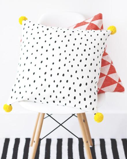 shake my blog diy coussin. Black Bedroom Furniture Sets. Home Design Ideas