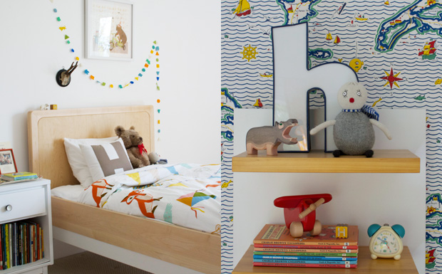 une chambre d 39 enfant color e shake my blog. Black Bedroom Furniture Sets. Home Design Ideas