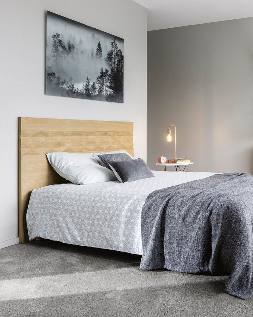 une chambre f minine shake my blog. Black Bedroom Furniture Sets. Home Design Ideas