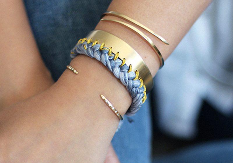 bracelet customise diy