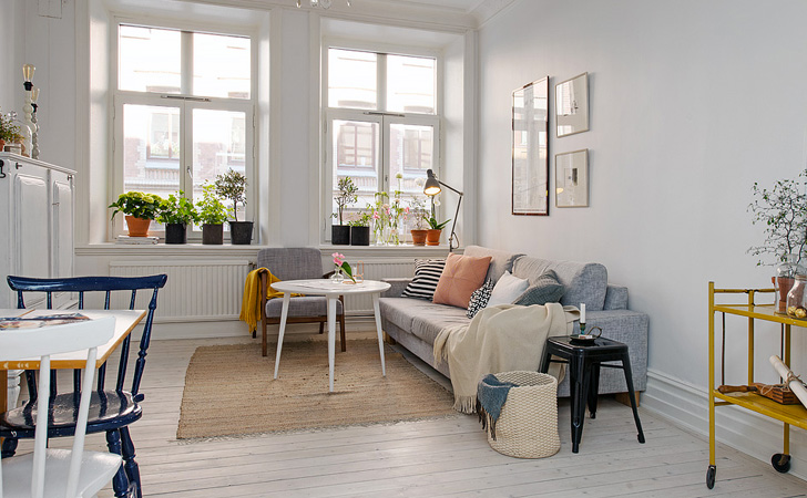 Un appartement la d co clectique shake my blog - Deco huis ...