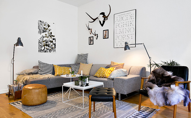 deco appartement retro