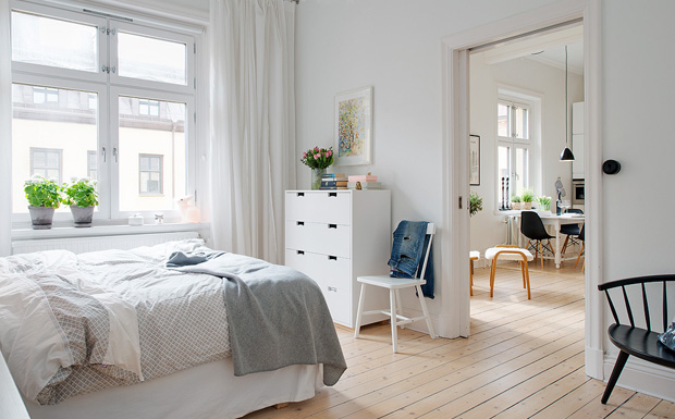 une d co scandinave f minine shake my blog. Black Bedroom Furniture Sets. Home Design Ideas